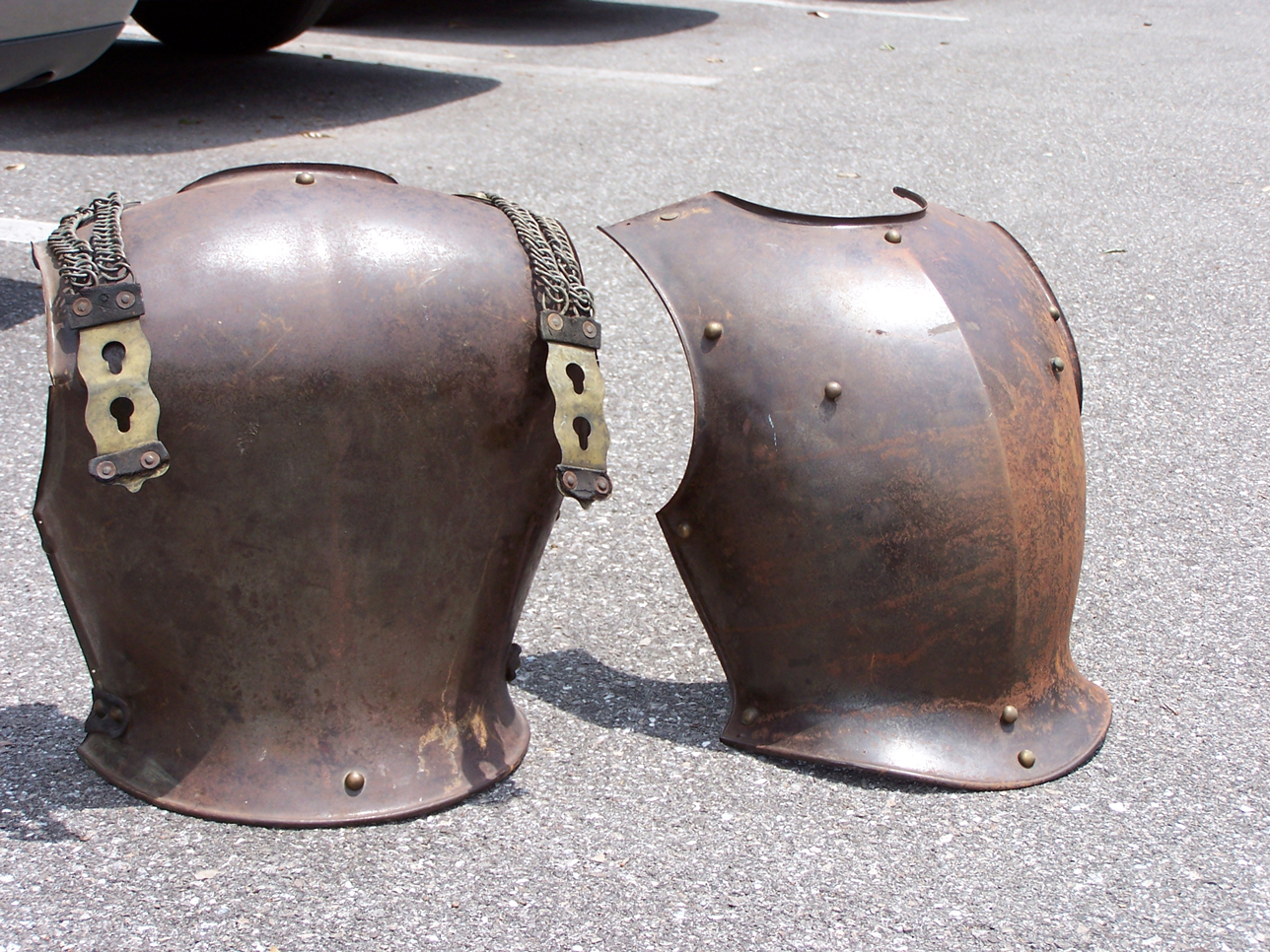 Cuirass Antique Armor - Cuiras...