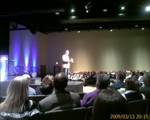 Gary Keesee at the Now Revolution Conference