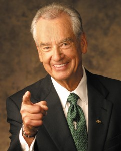 World-famous motivational speaker Zig Ziglar is coming to Sarasota on May 14th