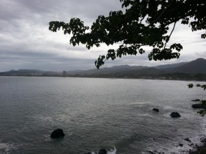 Costa Rica: Jaco Beach from the South