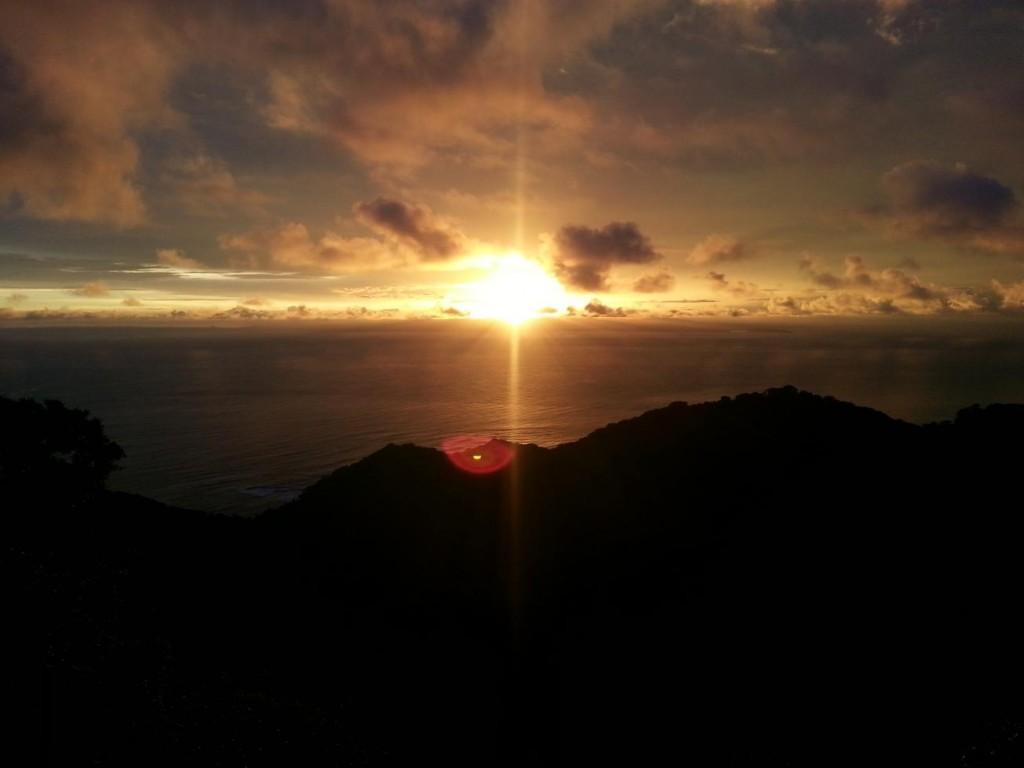 Costa Rica: Sunset at Villa Caletas