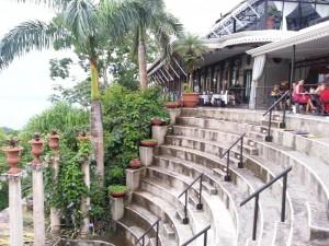 Costa Rica: Villa Caletas Amphitheater & Restaurant