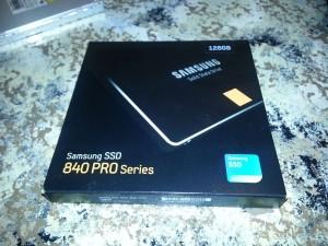 Samsung 840 PRO Series 128GB SSD