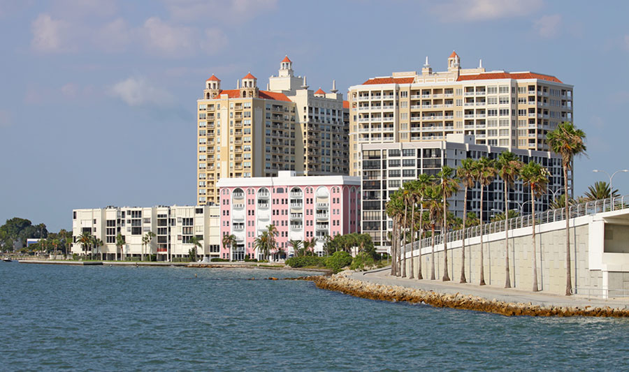 Sarasota: #2 Moving Destination in US - Progressive Optimized