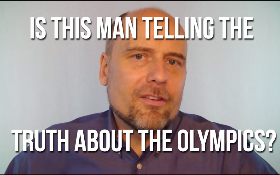 The Truth About the Olympics?