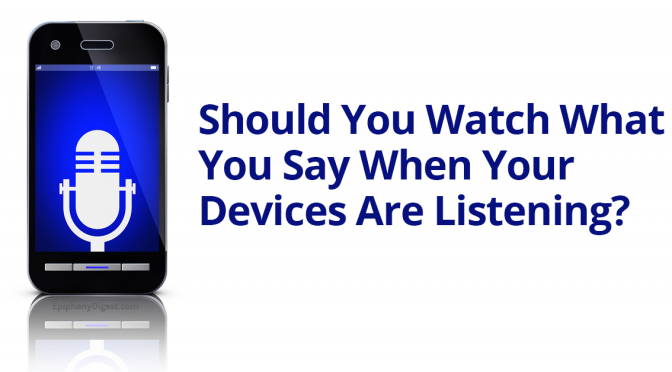 Privacy Implications of Listening Devices